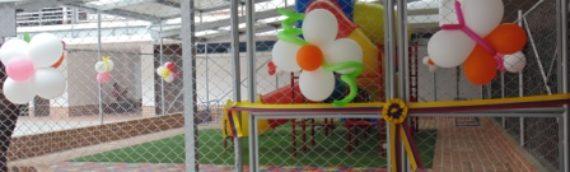 Inauguración Parque Infantil Preescolar y Primaria Colegio Ebenezer
