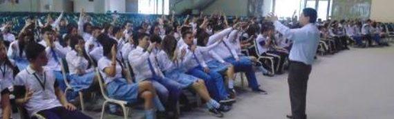 Culto de Formación: Primaria y Bachillerato