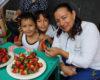 La feria de las frutas y las verduras