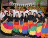 Izada de bandera: independencia de Cartagena